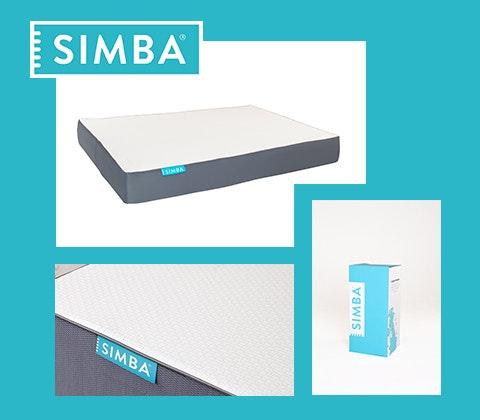 Simba collage