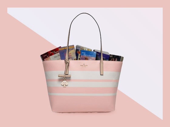 Kate Spade Purse with Harlequin Books sweepstakes