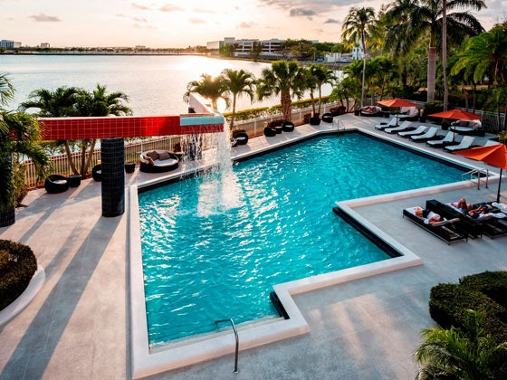 Stay for Two at the Pullman Miami Airport Hotel sweepstakes