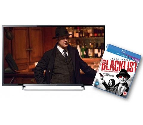 Blacklist tv competition