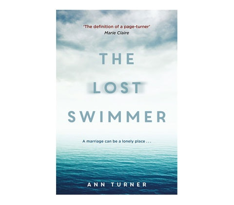 a copy of The Lost Swimmer by Ann Turner sweepstakes