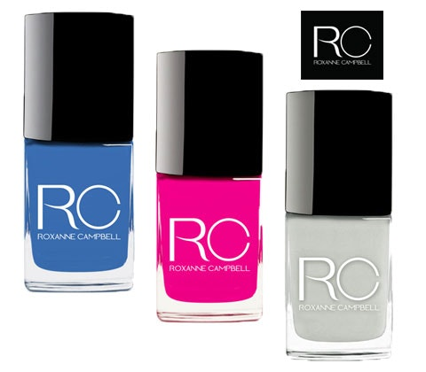 a Roxanne Campbell Nail Lacquer Collection sweepstakes