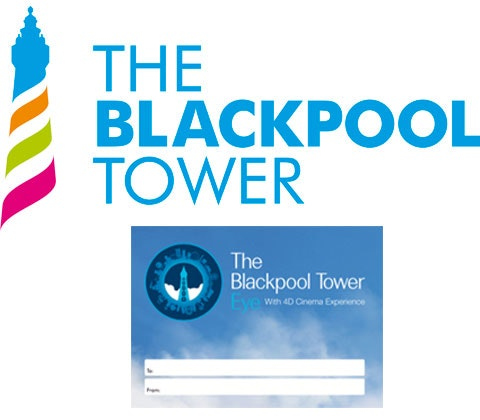 a Blackpool BIG Ticket for a family of 4 sweepstakes
