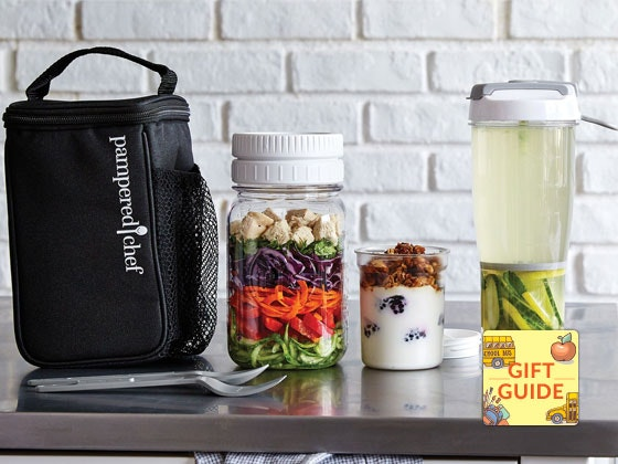 Pampered chef bts giveaway