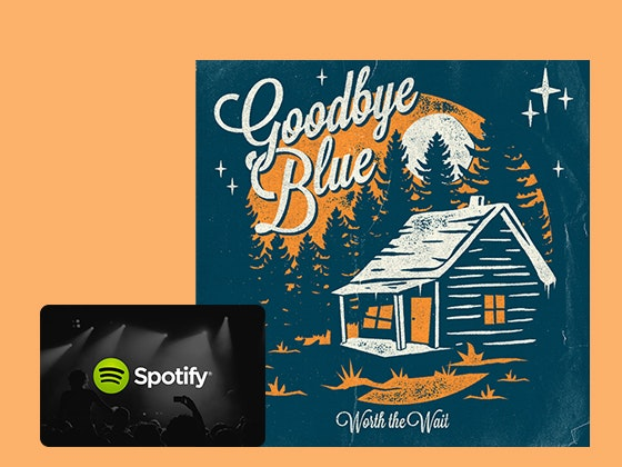 Goodbye blue giveaway 1