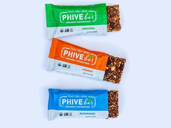 Phivebar giveaway