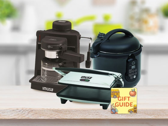 Imusa appliances backtoschool prize