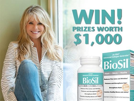 Biosil giveaway
