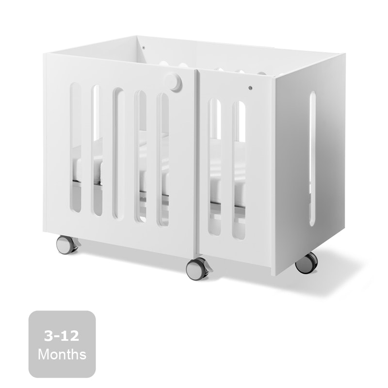 MOODELLI BABY BOX COT  sweepstakes
