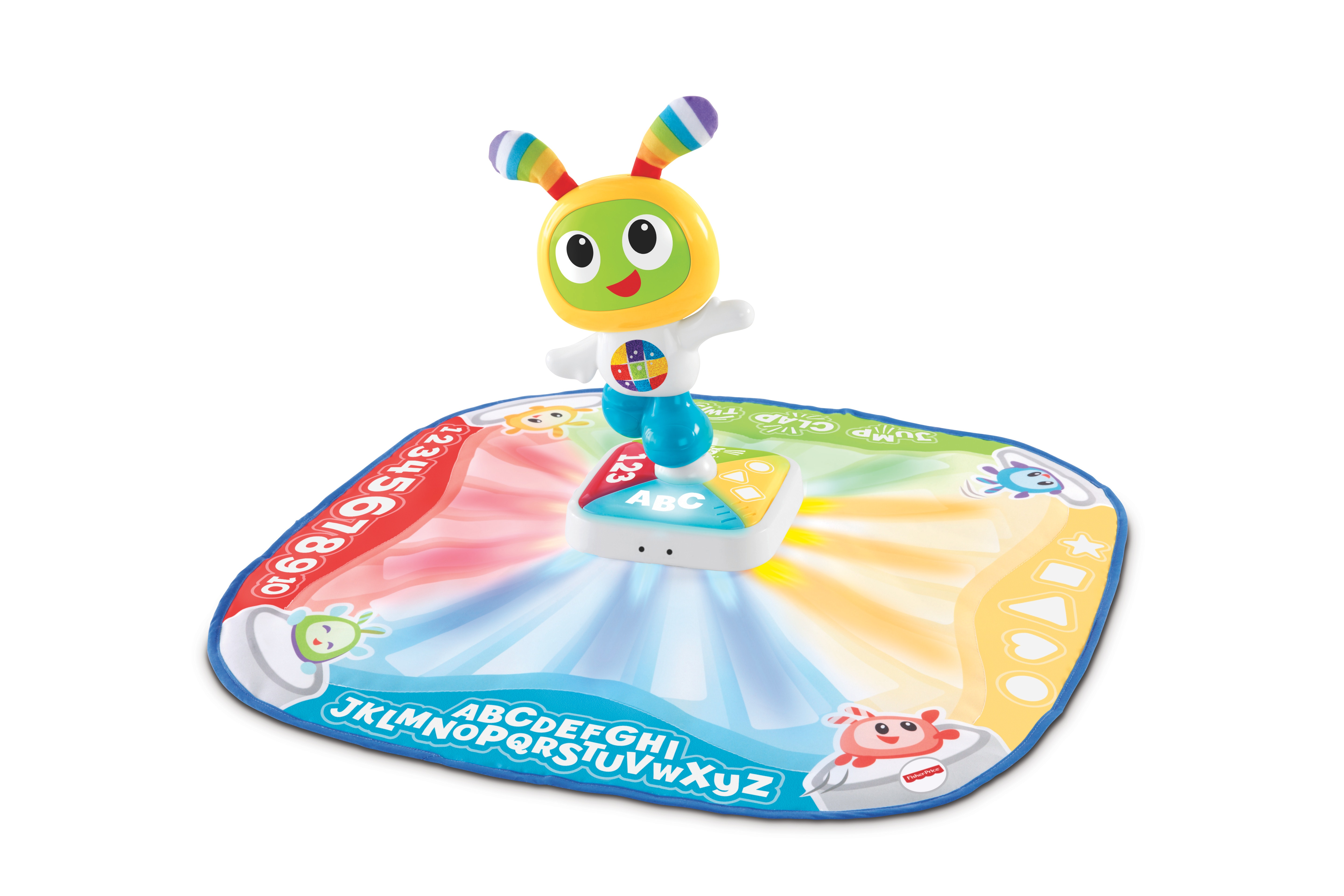 Win a Fisher-Price Bright Beats Learnin' Lights Dance Mat - Mother and Baby