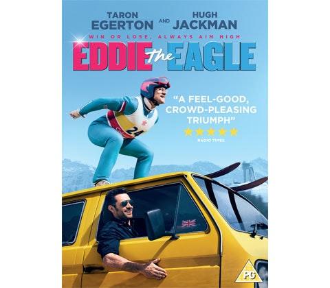 Eddie The Eagle sweepstakes