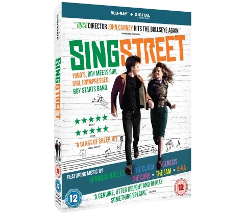 SING STREET  sweepstakes