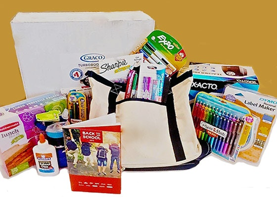Newell's Back to School Products Prize Package sweepstakes