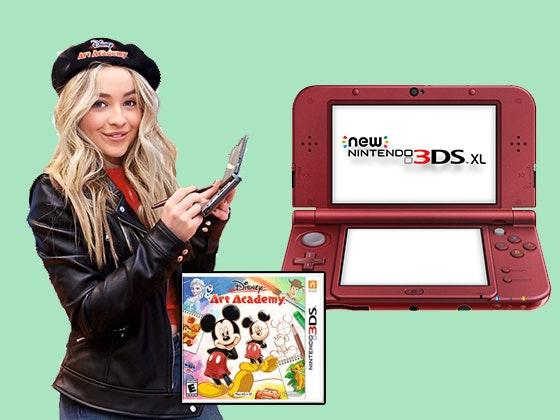 Nintendo 3ds giveaway 3