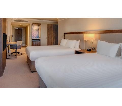 Hilton Edinburgh Carlton sweepstakes