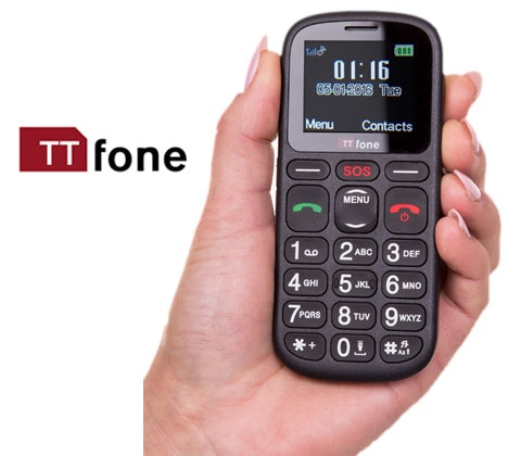a TTfone Comet moble phone sweepstakes