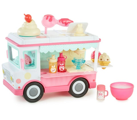 a Num Noms Lipgloss Truck, Deluxe Pack & Mystery Pots sweepstakes