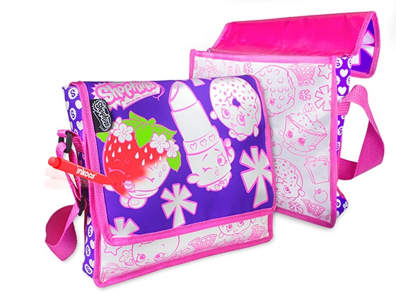 Shopkins Messenger Bag sweepstakes