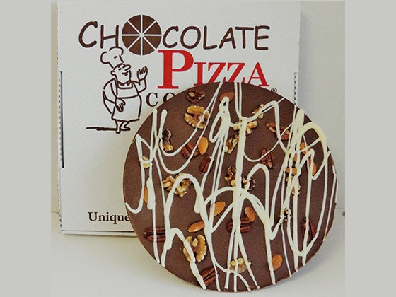Chocolate pizza girlsworld prize