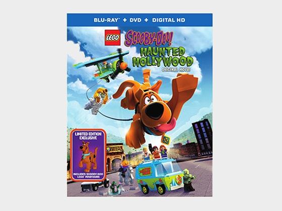 LEGO Scooby Doo!: Haunted Hollywood sweepstakes