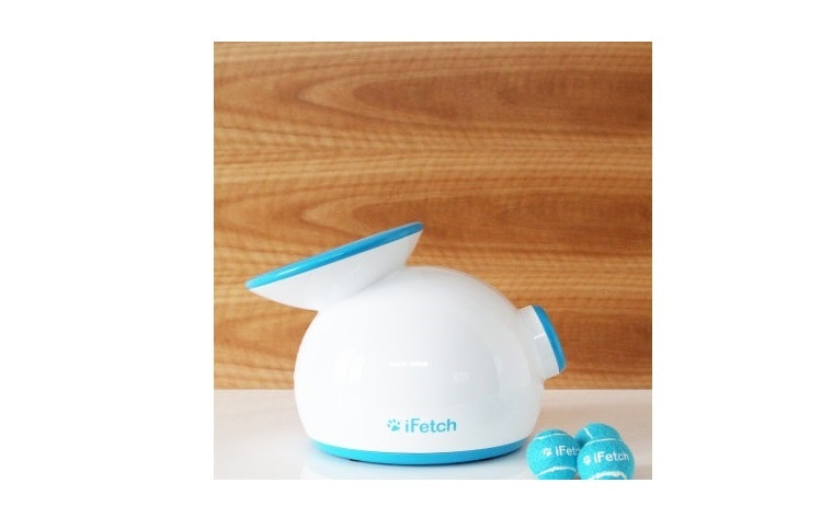 iFetch Automatic Ball Thrower sweepstakes