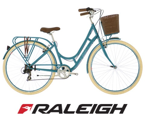 a Raleigh Classic Cameo Bike sweepstakes
