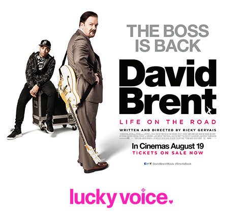 Lucky Voice experience sweepstakes