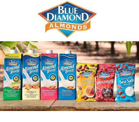 Blue Diamond Almonds Goodies sweepstakes