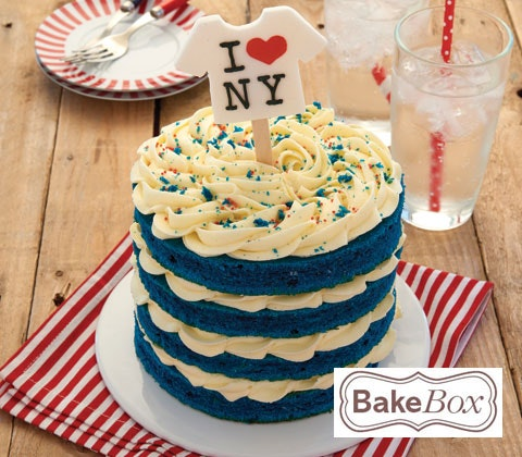 a Bake Box subscription sweepstakes