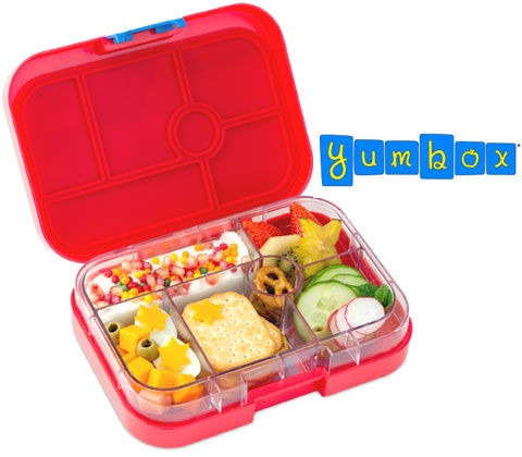 a Yumbox snack box sweepstakes