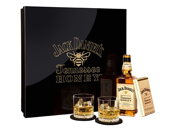 3 x JACK  HONEY After-Dinner Set Gewinnspiel