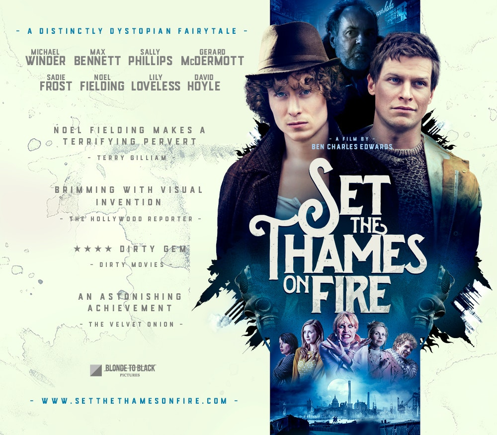 Set The Thames on Fire sweepstakes