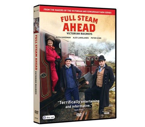 Full Steam Ahead sweepstakes