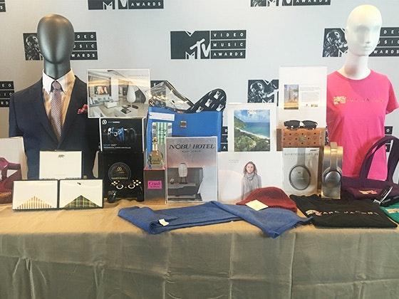 2016 MTV VMA Gift Bag sweepstakes