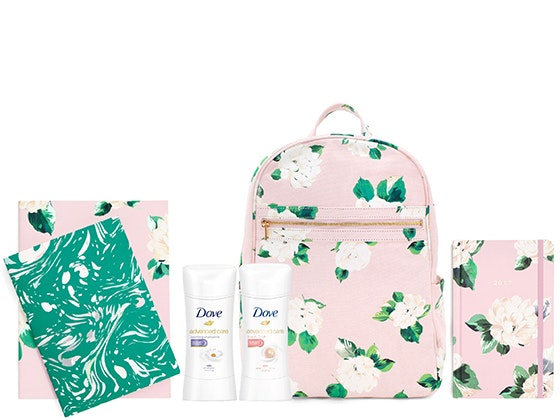 Dove back to school giveaway 2