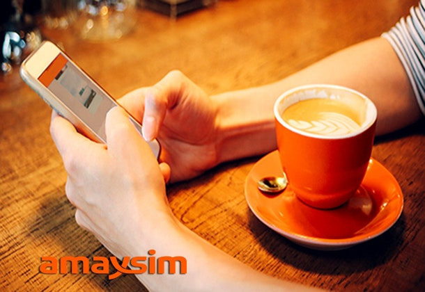 Amaysim 6 Month Phone Credit sweepstakes