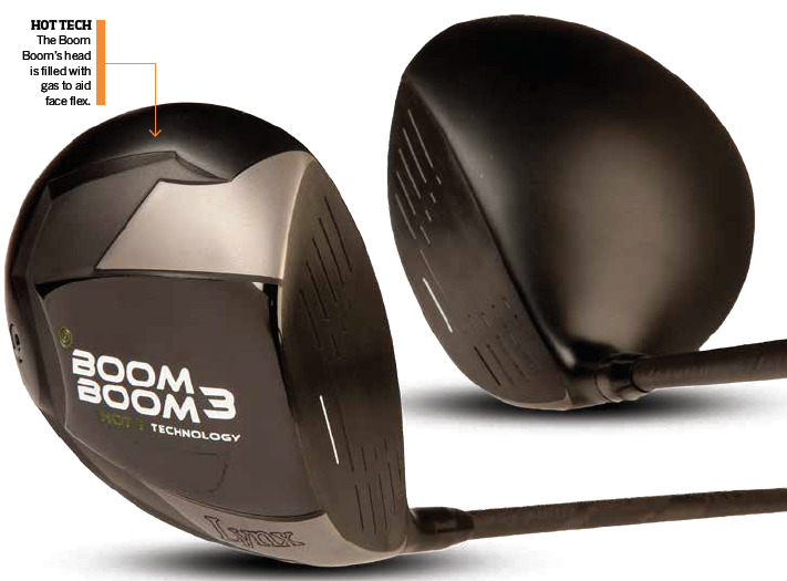 WIN one of 4 Lynx Boom Boom Driver sweepstakes