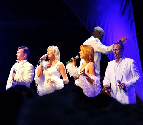 Abba competition