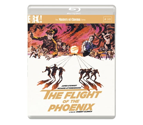 The Flight OF The Phoenix on Blu-ray sweepstakes