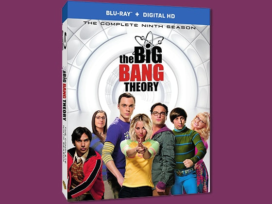 Big bang theory s9 giveaway