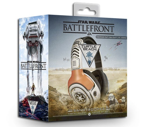 A STAR WARS GAMING HEADSET! sweepstakes