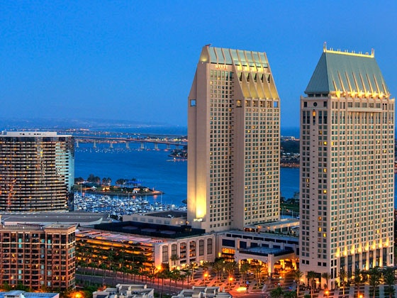 Stay for Two at the Manchester Grand Hyatt San Diego sweepstakes