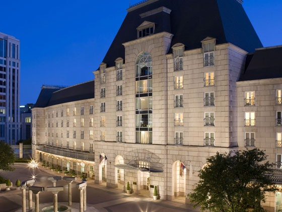 Stay for Two at the Hotel Crescent Count in Uptown Dallas sweepstakes
