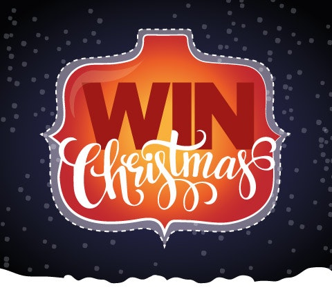 WIN CHRISTMAS sweepstakes