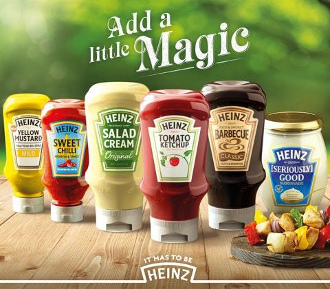 Heinz hamper sweepstakes