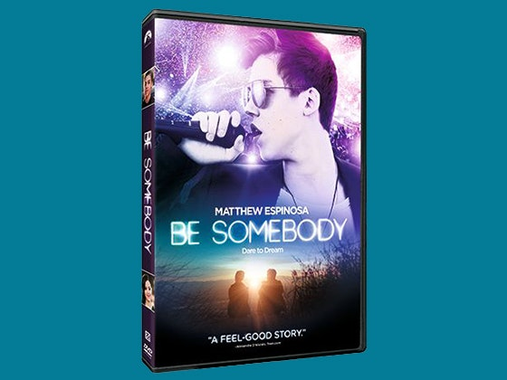 Be somebody j14 giveaway