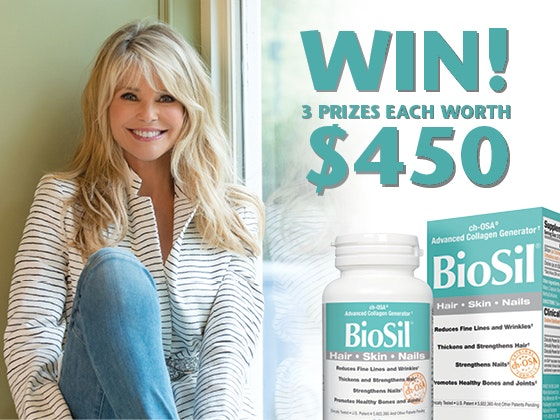 Biosil giveaway sept 16