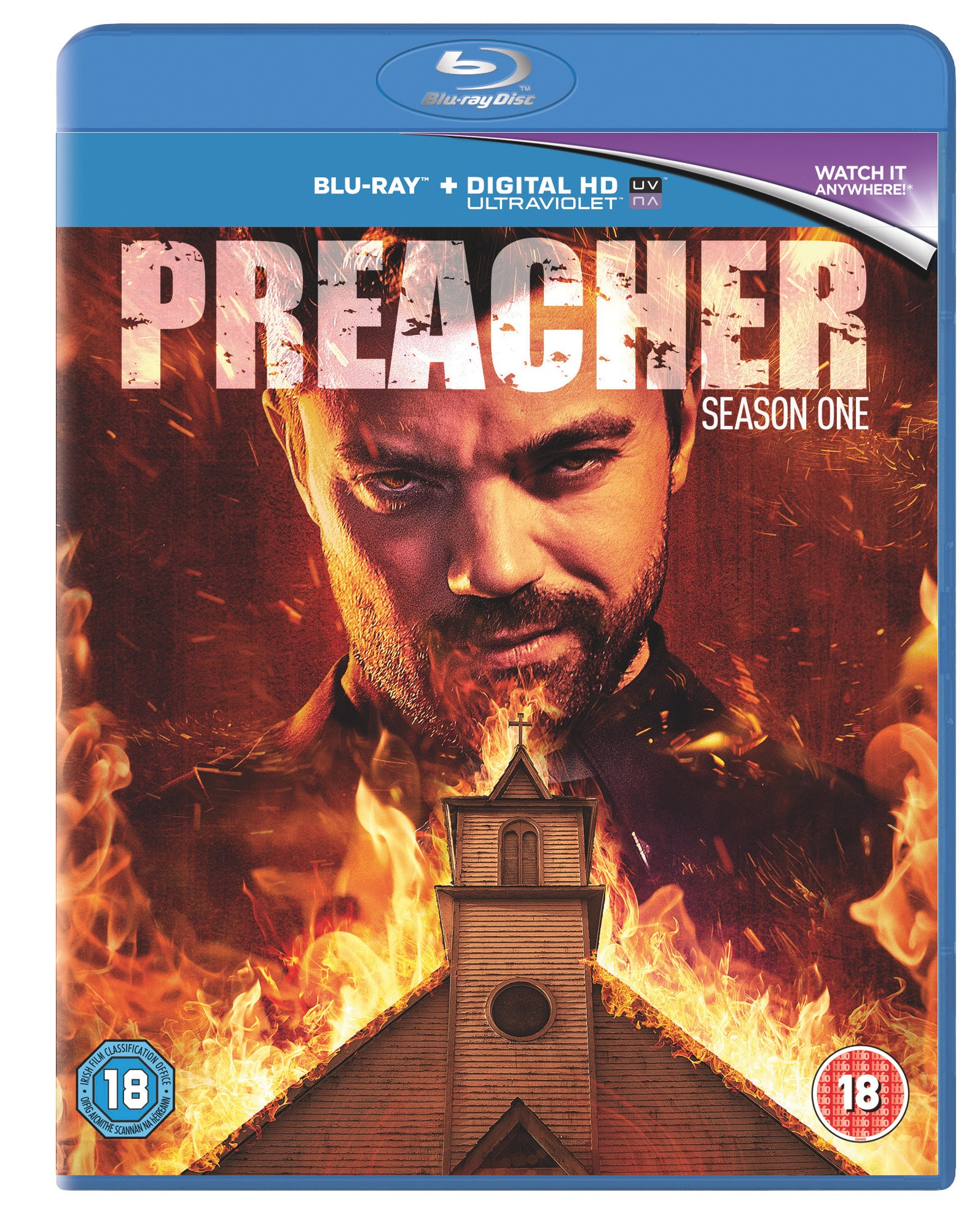 Preacher sweepstakes