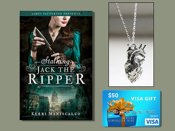 Get the Heart Out of It Prize Package sweepstakes