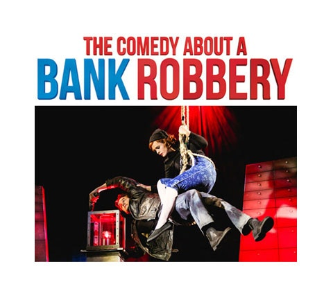 A Comedy About A Bank Robbery sweepstakes